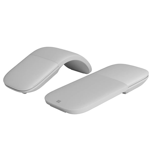 Microsoft Arc Mouse Platinum CZV-00005 – Wilms Imaging